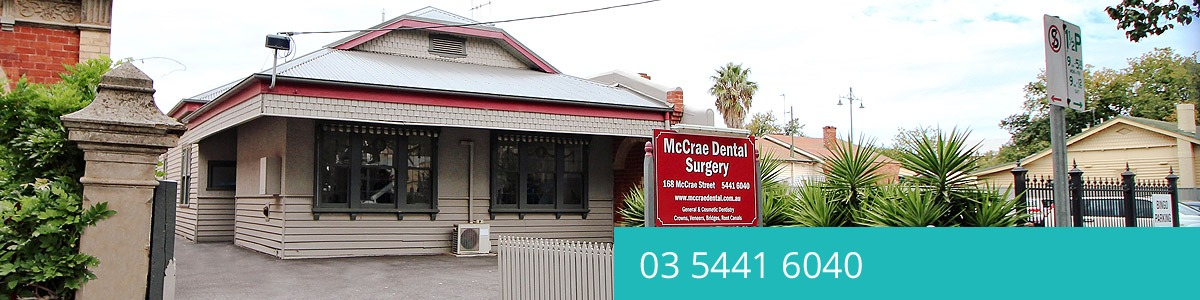 Dentist Bendigo McCrae Dental